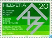 Postage Stamps - Switzerland [CHE] - Gotthard route 100 years