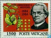 Postzegels - Vaticaanstad - Gregor Johann Mendel