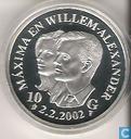 Coins - Netherlands Antilles - Netherlands Antilles 10 guilder 2002