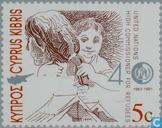 Postage Stamps - Cyprus [CYP] - UN Commissioner for Refugees