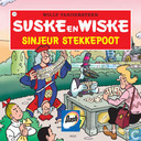 Comic Books - Willy and Wanda - Sinjeur Stekkepoot / Môsieur dents Longues