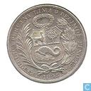 Pérou 1 Sol 1895