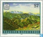 Timbres-poste - Autriche [AUT] - Parc national des Alpes calcaires