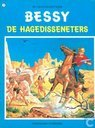 Comic Books - Bessy - De hagedisseneters
