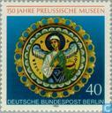 Postage Stamps - Berlin - Prussian Museum 1830-1980