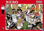 Puzzels - Strips: Nero - Wafelenbak nieuw