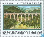 Postzegels - Oostenrijk [AUT] - Culturele erfenis