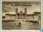 Postzegels - Vaticaanstad - Heilige Meinrad