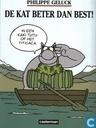 Strips - Kat, De [Geluck] - De Kat beter dan best!
