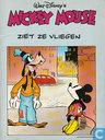 Strips - Mickey Mouse - Ziet ze vliegen