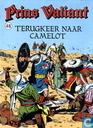 Bandes dessinées - Prince Vaillant - Terugkeer naar Camelot