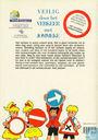 Comic Books - Jeremy and Frankie - Veilig door het verkeer met Jommeke