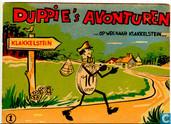 Strips - Duppie's avonturen - ...Op weg naar Klakkelstein ...