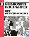 Comics - Koning Hollewijn - Het gewichtsverlies