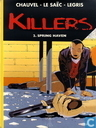 Comic Books - Killers - Spring Haven