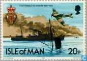 Briefmarken - Man - British Legion 1921-1981