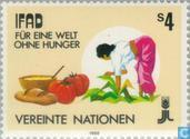 Postage Stamps - United Nations - Vienna - IFAD
