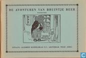 Strips - Bruintje Beer [Tourtel] - Negende serie