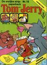 Comic Books - Tom and Jerry - Tom en Jerry - De vrolijke strip-paperback 10