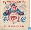 Comic Books - Kapitein Brul Boei - De Chinese jonk