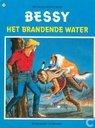 Comic Books - Bessy - Het brandende water