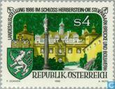"""Postage Stamps - Austria [AUT] - Exhibition 'Die Steiermark """""""