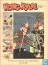 Bandes dessinées - Kong Kylie (tijdschrift) (Deens) - 1951 nummer 40
