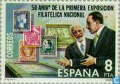 50 International Philatelic Exhibition