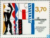Postage Stamps - France [FRA] - Le Corbusier