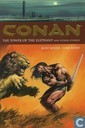Comic Books - Conan - The Tower of the Elephant
