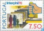 Int. Inter Phil Briefmarkenausstellung '76