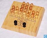 Spellen - Belegering spel - Vossenspel