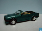 Voitures miniatures - Welly - BMW 325i cabriolet