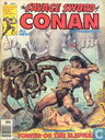 Bandes dessinées - Conan - The Savage Sword of Conan the Barbarian 24