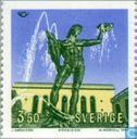 Postage Stamps - Sweden [SWE] - Tourism