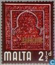 Postage Stamps - Malta - History