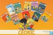 Strips - Cédric [Laudec] - Schoolagenda 1997-1998