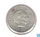 Munten - Uruguay - Uruguay 20 centésimos 1954