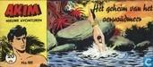 Bandes dessinées - Akim - Het geheim van het oerwoüdmeer