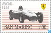 Timbres-poste - Saint-Marin - Ferrari Enzo
