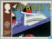 Postage Stamps - Great Britain [GBR] - Europe – Transportation and communications