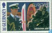 Postzegels - Guernsey - Europa – Feesten en nationale festivals