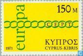 Postage Stamps - Cyprus [CYP] - Europe – Rings