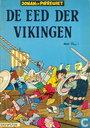 Bandes dessinées - Johan et Pirlouit - De eed der Vikingen