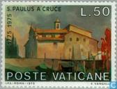 Postage Stamps - Vatican City - Paul of the cross