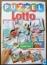 Board games - Lotto (plaatjes) - Sesamstraat - Puzzel Lotto