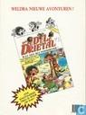 Comic Books - Edele Drietal, Het - Bij de honden af!