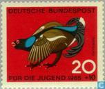 Postzegels - Duitsland, Bondsrepubliek [DEU] - Vogels