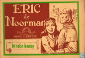 Comic Books - Eric the Norseman - De valse koning