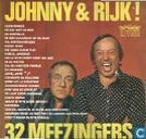 Platen en CD's - Johnny & Rijk - 32 Meezingers